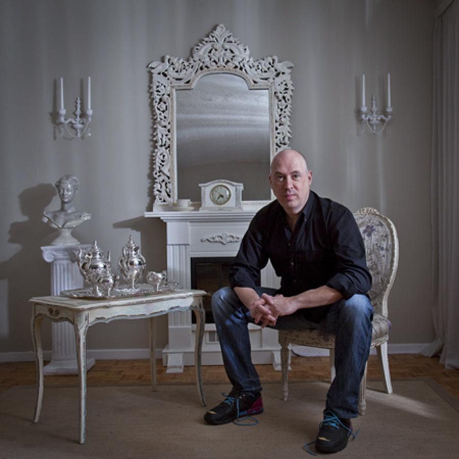 DARREN STEWART-JONES artist